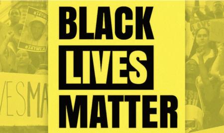 We Support Black Lives Matter